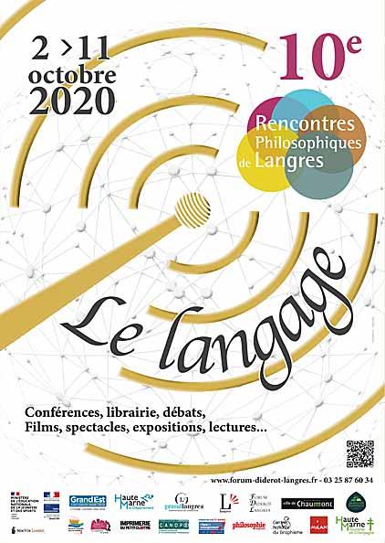 affiche Langres